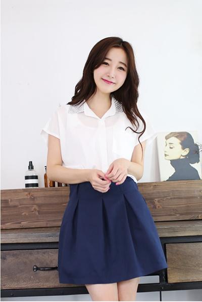 3946ac046ca657 Qoo10 - Loveme skirts korean style Pleated skirt : Women's Clothing