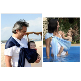 f5d11b1cfc0 Water Sling Baby Carrier
