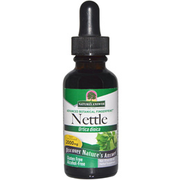Nature&#39 s Answer, Nettle, Urtica Dioica, 2,000 mg, 1 fl oz (30 ml)