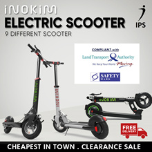 ⚡FLASH⚡INOKIM Clearance Sales❗ IPSWHEEL E-Scooter Specialist❗ Cart Coupon Friendly