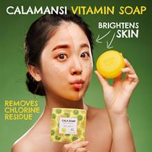 ★ BODYLUV CALAMANSI VITAMIN SOAP ★ BRIGHTEN YOUR SKIN ★ WHITENING SOAP ★