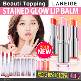 ADDED NEW STAINED GLOW LIP BALM ★LANEIGE★ BEST LIP LINE [BeautiTopping]