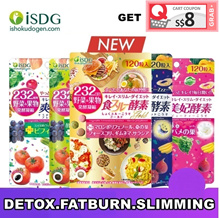 GET $8 OFF TODAY ♥ [ISDG] AUTHORISED SELLER ♥ ISDG JAPAN NO.1 ENZYME SLIMMING/DETOX/BURN FAT