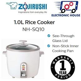 ★ Zojirushi NH-SQ10 1L Rice Cooker ★ (1 Year Singapore Warranty)