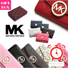 【韓国ブランド】MICHAEL MICHELE ★free gift box event★All Flat Price★MichaelMichele 13style★wallet/財布/二つ折り財布/長財布/短財布/