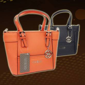 updated designs?Free Shipping?GUESS luxury handbag / excellent quality material / gift for women Deals for only RM98 instead of RM98