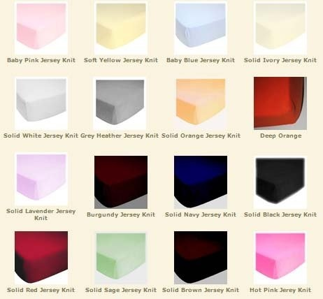 Solid Black Jersey Knit Sheet Solid Colors Graco Square Playard SheetWorld Fitted Pack N Play