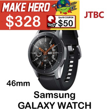 SAMSUNG Galaxy Watch 46mm | CLEARANCE | 1 YEAR LOCAL SAMSUNG WARRANTY | READY STOCKS