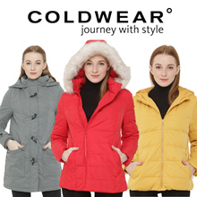 [COLDWEAR] Ladies Winter Wear. High quality! Ultra Warm | Down Jackets | Winter wear