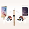 Kabel Data Lightning - Micro USB 2 in 1   LM Data Cable for Android and iOS   Kabel Charger