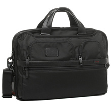 Tumi Bag TUMI 26516 D 2 Alpha BALLISTIC BUSINESS TUMI T-PASS? MEDIUM SCREEN LAPTOP SLIM BRIEF Men's business ba