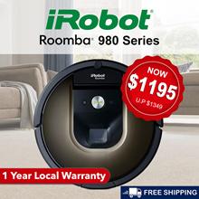 IROBOT ROOMBA 980 ROBOT VACUUM CLEANER - BRAND NEW  *1 year warranty*