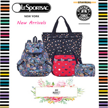 LESPORTSAC New Designs In Stock  Authentic Lesportsac Bag Sale Backpack Handbag Shoulder Bag