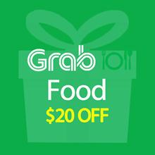GrabFood $20 Promo Code Voucher Code link Click to Redeem