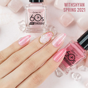 🎀WithShyan 60s Fast Dry Nail Polish🌺9ml Made in Korea