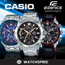*CASIO GENUINE* CASIO EDIFICE COLLECTION! EFR EF ERA  Free Reg. Shipping and 1 year warranty!