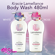 (2 Day New Launch Sale) ★女人我最大★ Kracie葵緹亞 Lamellance Body Wash 2 types White/ Rose! 沐浴乳(白花/玫瑰) From