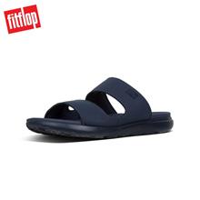 Fitflop™ Lido II Navy Blue Men Sandals
