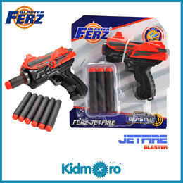 FERZ: Jetfire Blaster Fun and More Action Game Gun Toys for your Kids