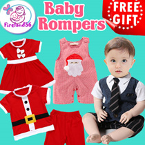 DSN1:Update 22/10/18 CNY romper/Christmas/baby/Rompers/Jumpers/Baby Rompers/Muslin romper/blanket