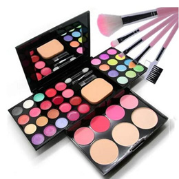 make up/Eye shadow/Palette/Makeup palette makeup set full set of powder eye shadow pearlescent