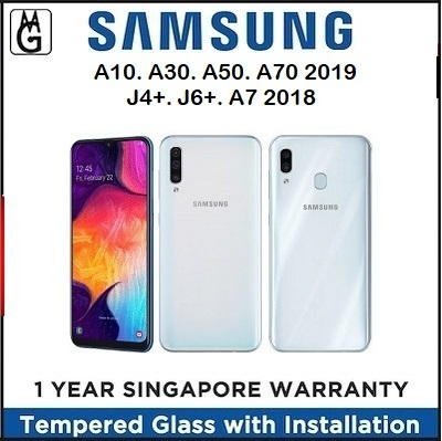 Latest Multi Models Samsung A10. A30. A50. A70. J4+. J6+. A7. 1 Years Warranty Samsung Singapore. Deals for only S$498 instead of S$498