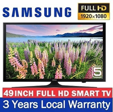 SAMSUNG UA49J5200 49INCH FULL HD DIGITAL SMART LED TV (3YEARS LOCAL WARRANTY)