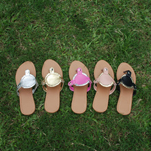 ★★New Havaianas★★ 5 Colors Women Slippers Disk Sandals Flip Flops Flats Casual Beach Shoes For Summer