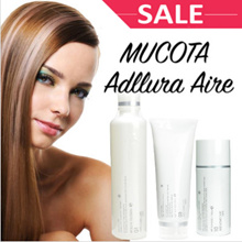 Limited 200 pieces★BUY $40 FREE SHIPPING★Adllura Aire MUCOTA  Homecare Shampoo Conditioner!!