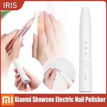 Xiaomi Showsee Electric Nail Polisher Manicure Pedicure Care Grinding Sanding Polishing Home Portabl