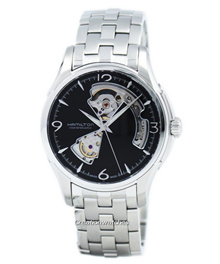 [CreationWatches] Hamilton Jazzmaster Open Heart Automatic H32565135 Mens Watch