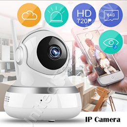 Security IP Camera Cloud storage HD smart wireless network camera Monitor Surveillance Night Version