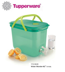 Tupperware Water Wonder-All Drinks Water Dispenser 10L ★SG Seller★ Authentic Tupperware Bottles