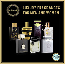 FIRST 100 ONLY!! UP $89 [From Europe] Armaf Luxury Perfumes for Men and Women 100ml Scent last as long as 8 hrs.