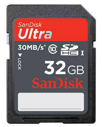 Sandisk SDHC Ultra 32GB Deals for only Rp435.000 instead of Rp435.000