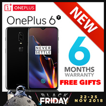 Oneplus 6T + FREE GIFTS | 6GB RAM 128GB ROM | 8GB RAM 256 ROM | Export | 6 Mth Warranty