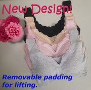 Quick View Window OpenWish. rate 4. Wireless Bra Lace Lingerie Pullover  Pushup Sexy Super Comfy. US 22.40 US 7.50 8188da89ba