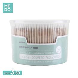 💥 500PCS Cotton Bud💥 ★ Makeup ★ Clean Ears ★ Wood  ★ Q Tips ★ Pure Cotton★