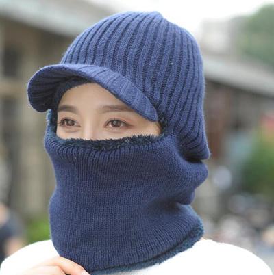 1cf31b53b01 sale skull mask balaclava face mask winter hats for women men knitted cap  neck warmer Caps