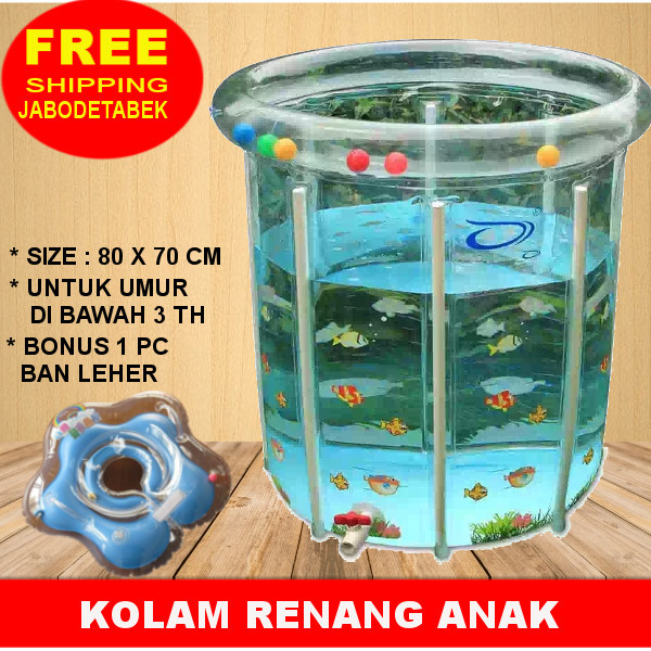 Kids Pool / Kolam Buat Anak2 dibawah 3 thn Deals for only Rp450.000 instead of Rp450.000