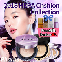[Pharos]★HERA★2018 NEW UV Mist Cushion / ULTRA MOISTURE Cushion /  Black Cushion
