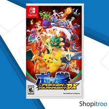 Nintendo Switch Pokken Tournament DX. Master the New fighting Styles of Croagunk Scizor Empoleon