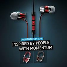 GREAT SINGAPORE SALES Sennheiser Momentum In-Ear Wireless / Wired Earphone | Sennheiser On-Ear