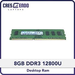 [Refurbished] Ram 8GB DDR3 12800U