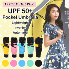 ★Nano Umbrella★ Automatic Lightweight Pocket Umbrella - UV Light Protection ★ Free Pouch★