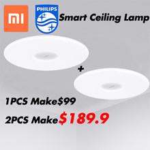 2 PCS★CRAZY BUNDLE SALE★XIAOMI Yeelight Smart  LED Ceiling Lamp / Philips Ceiling Ligh / APP Control