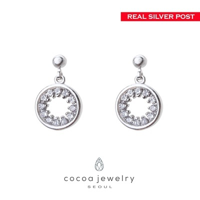 Cocoa Jewelry Anting Flutter Summer 19-IYE-03