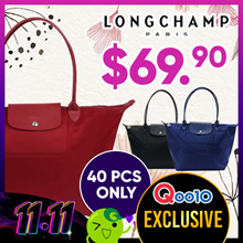 SG Local 100% Authentic Longchamp Le Pliage Neo Tote Bag 1899 Large (With Receipt) | Free Shipping