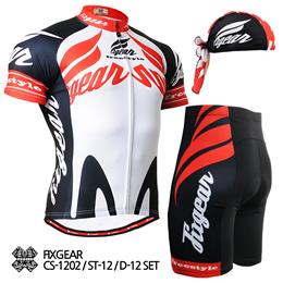 49a16bc0b COUPON · FIXGEAR CS-1202-Set Cycling Jersey Short Set Road Mountain Bike  Shirt Bicycle wear