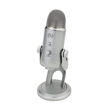 Blue Microphones - Yeti Professional USB Microphone - Silver